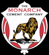 The Monarch Cement Company logo